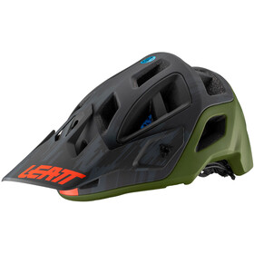 Leatt DBX 3.0 All Mountain Helmet forest